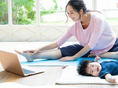 Q&A お産後。体系や腰痛が治りません。何か良いリハビリはありませんか?